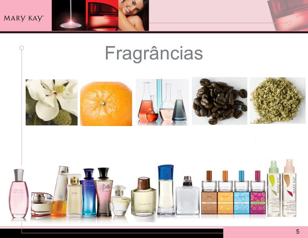 5 Fragrâncias
