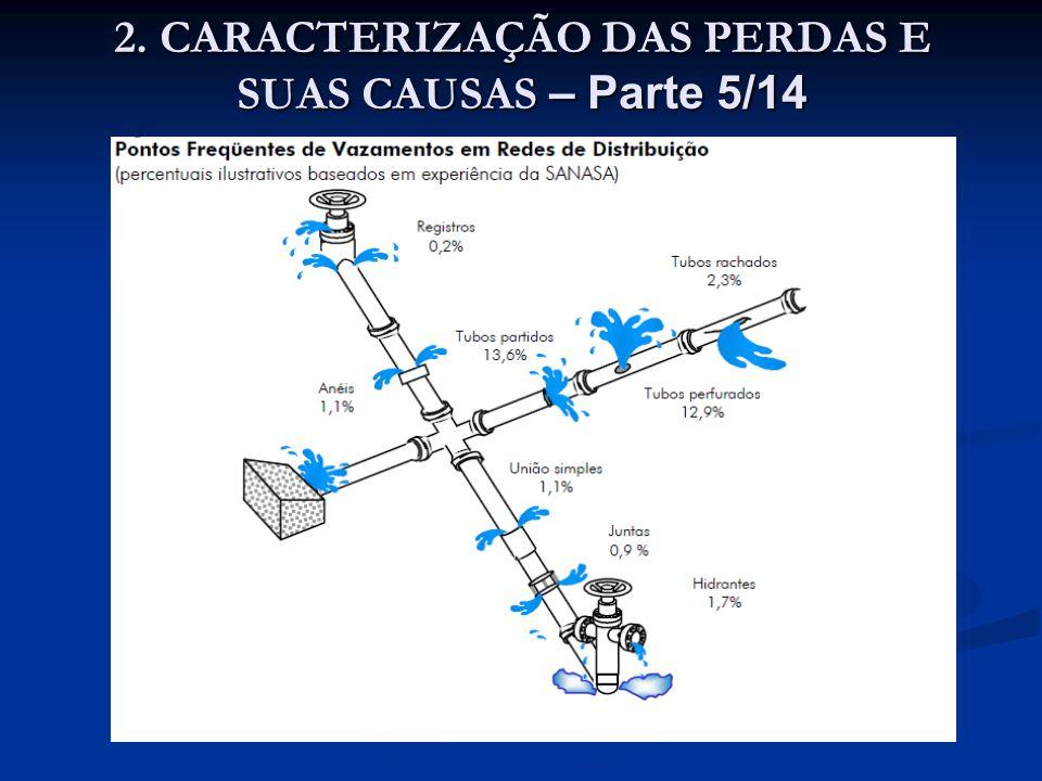 2. CARACTERIZAÇÃO DAS PERDAS E SUAS CAUSAS – Parte 5/14