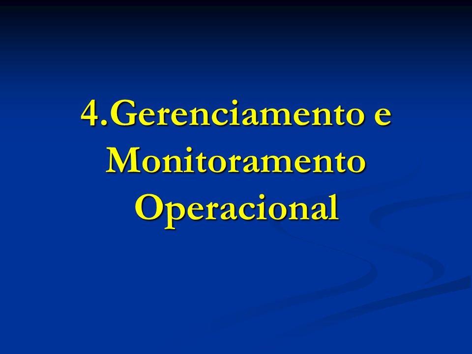 4.Gerenciamento e Monitoramento Operacional