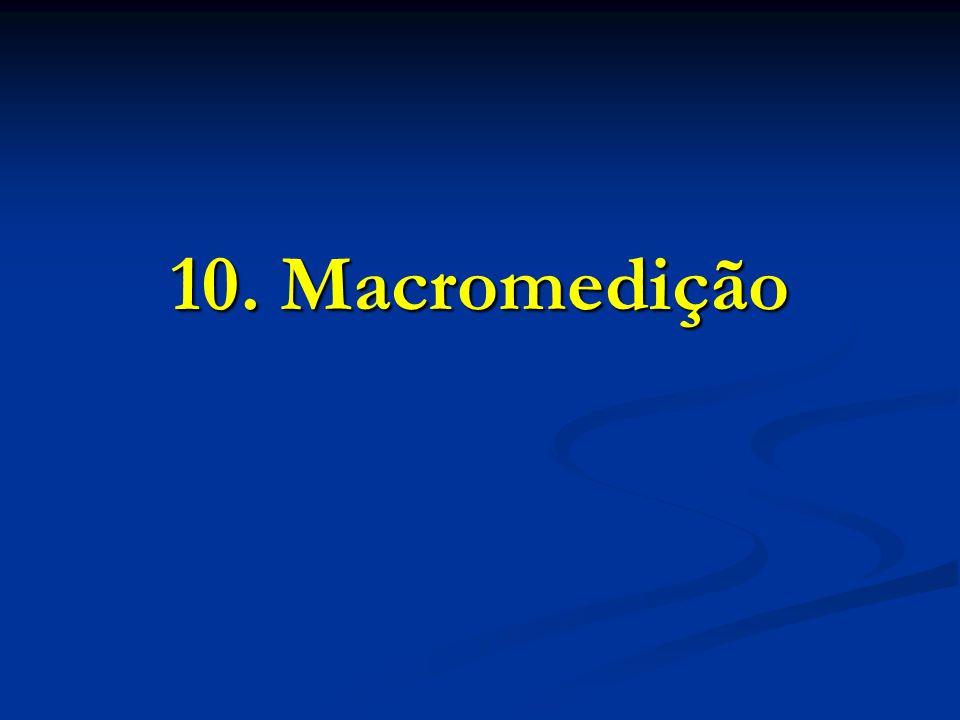 10. Macromedição