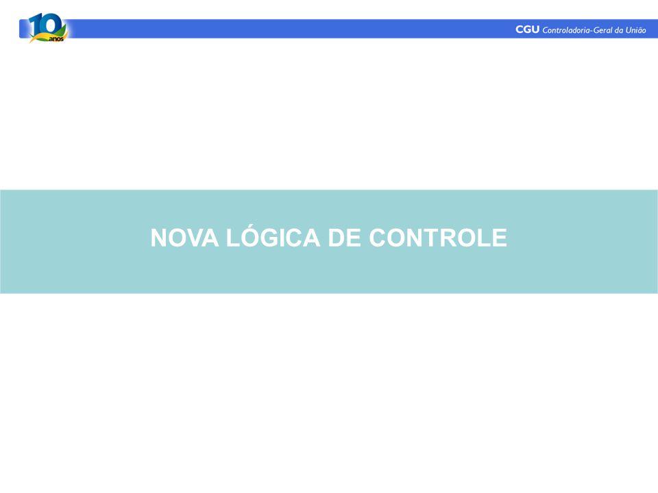 NOVA LÓGICA DE CONTROLE