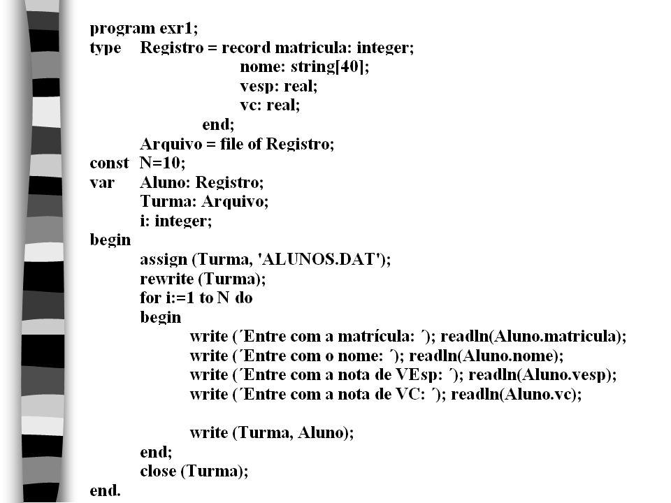 Linguagem PASCAL21