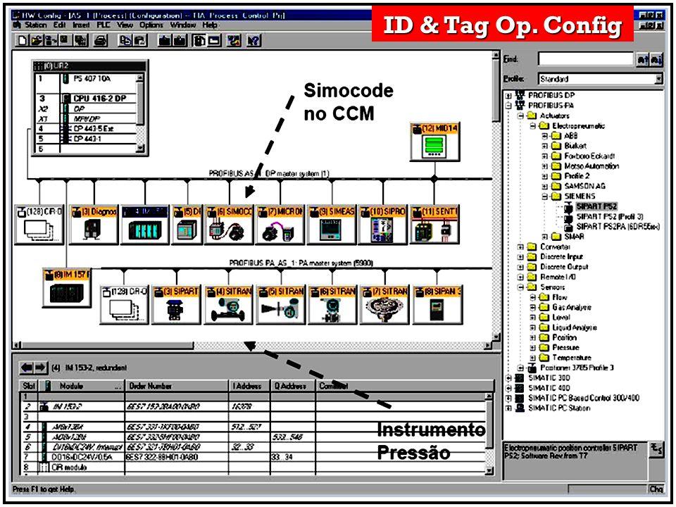 ID & Tag Op. Config