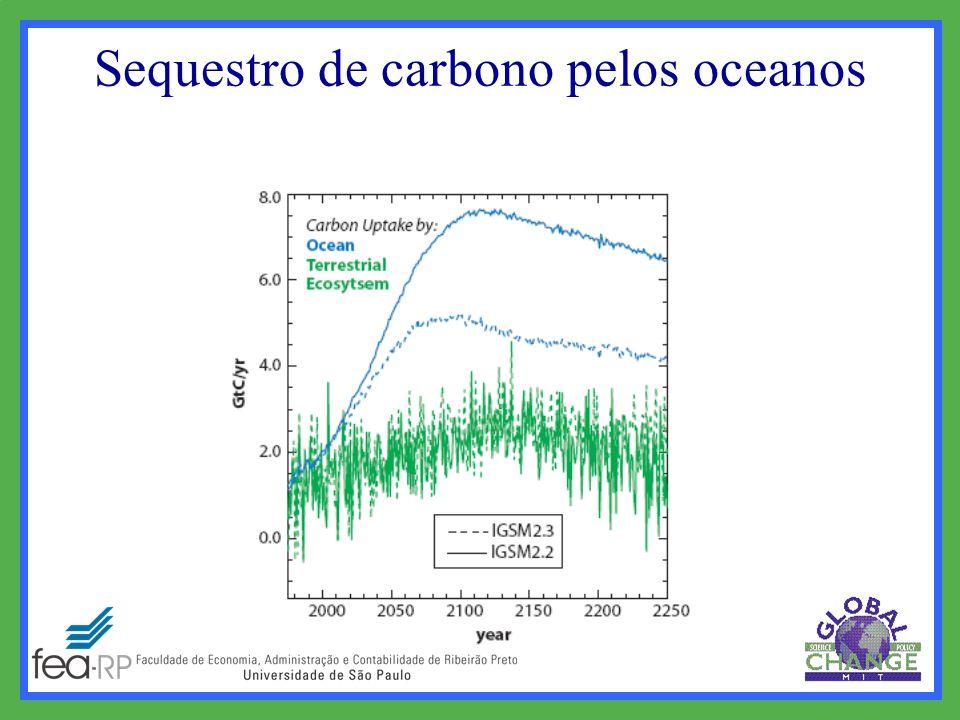 Sequestro de carbono pelos oceanos