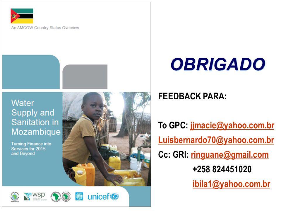 26 | OBRIGADO FEEDBACK PARA: To GPC: jjmacie@yahoo.com.brjjmacie@yahoo.com.br Luisbernardo70@yahoo.com.br Cc: GRI: ringuane@gmail.comringuane@gmail.com +258 824451020 ibila1@yahoo.com.br