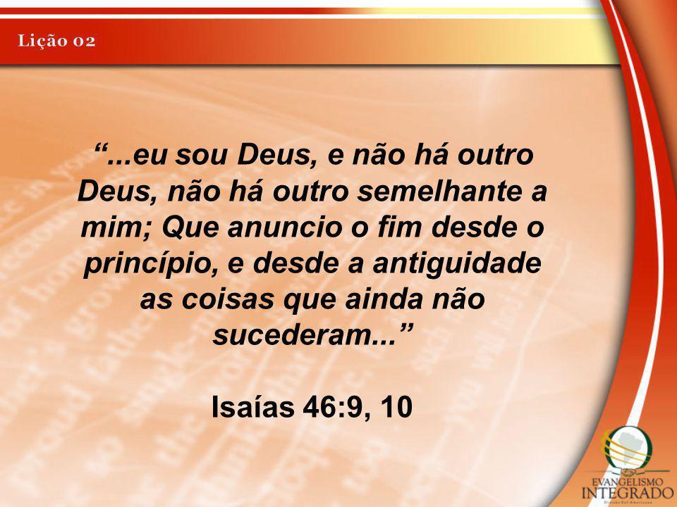 Quem diz à profundeza: Seca-te, e eu secarei os teus rios; Quem diz de Ciro: É meu pastor, e cumprirá tudo o que me apraz: dizendo, também, a Jerusalém: Sê edificada; e ao templo: Funda-te. Isaías 47:27, 28