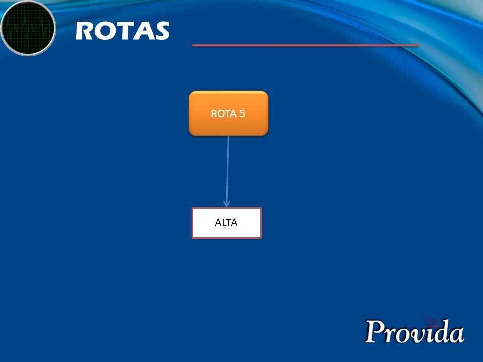 ROTAS ALTA ROTA 5