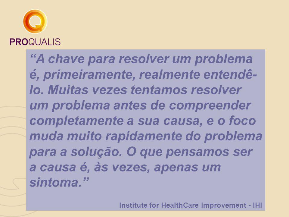 """""""A chave para resolver um problema é, primeiramente, realmente entendê- lo. Muitas vezes tentamos resolver um problema antes de compreender completame"""