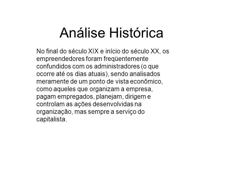 Empreendedorismo no Brasil No Brasil, o empreendedorismo começou a ganhar força na década de 1990, durante a abertura da economia.