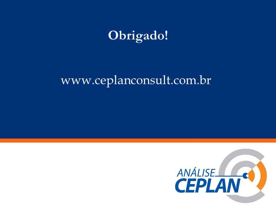 Clique para editar o estilo do título mestre Obrigado! www.ceplanconsult.com.br