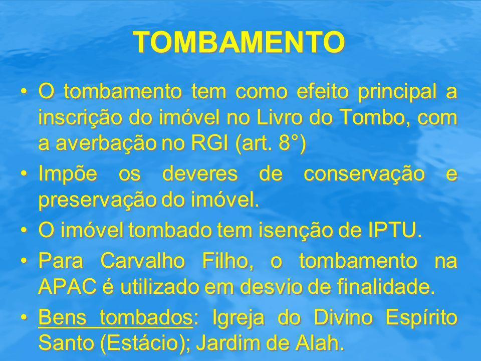 PRESERVAÇÃO Conceito (art.