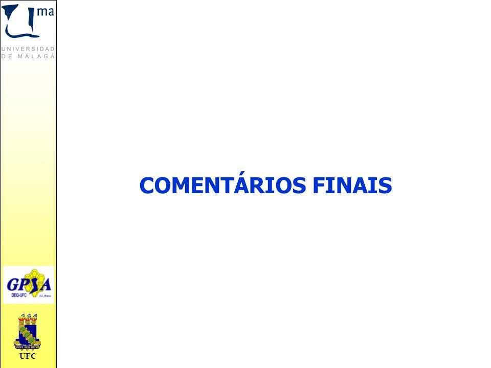 UFC COMENTÁRIOS FINAIS