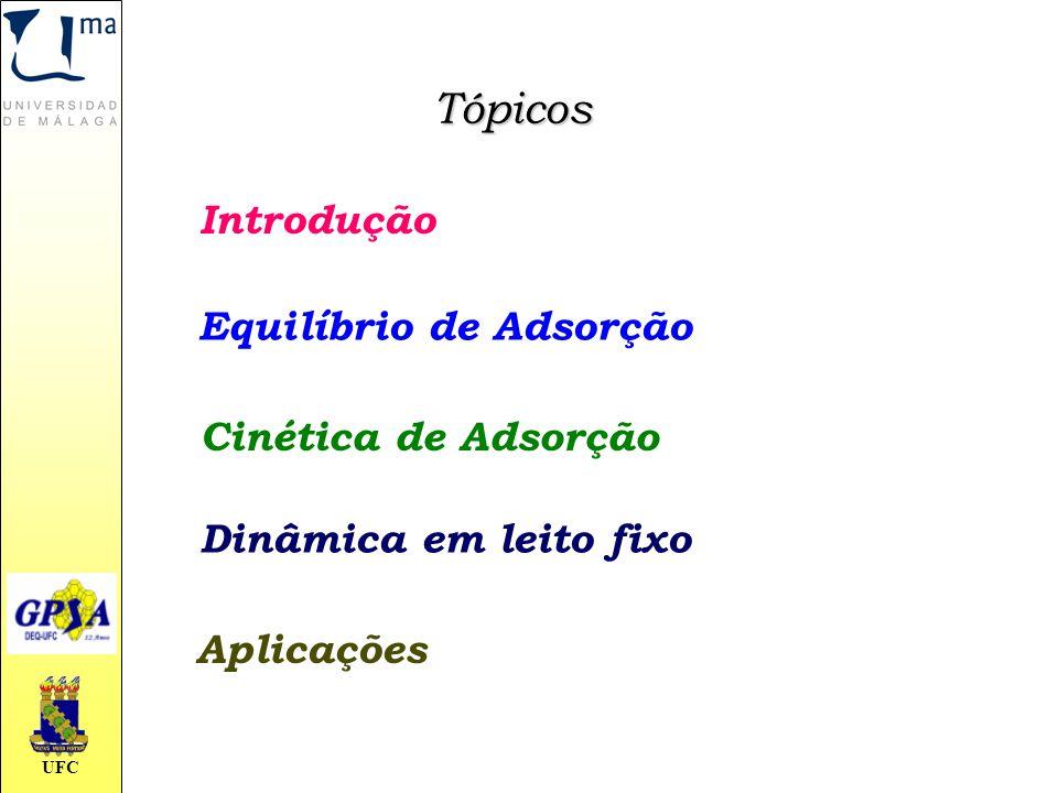 UFCIntrodução Estruturas dos Zeolitos A, Y e ZSM-5 (Meier e Olson, 1992).