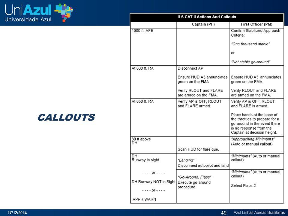 CALLOUTS 17/12/2014 49