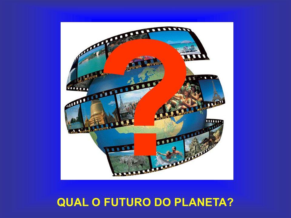 ? QUAL O FUTURO DO PLANETA?