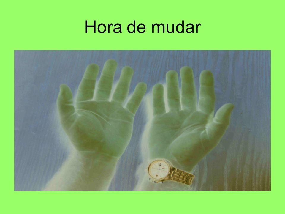 Miró sentia a mão direita demasiado sábia e que de saber tanto já não podia inventar nada.