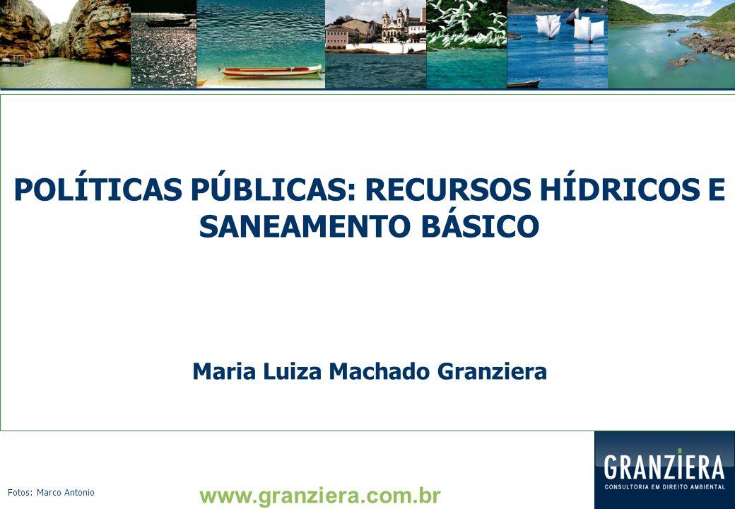 Situação da Água no Brasil e no Mundo