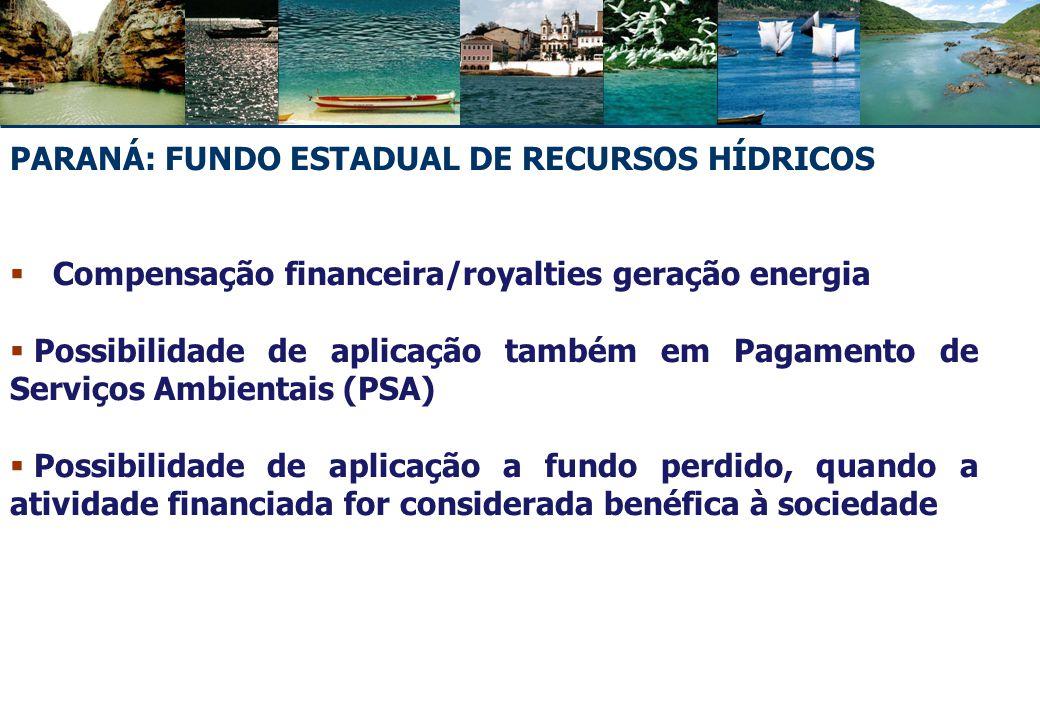 Recursos Hídricos e Saneamento Básico: relação intrínseca Lei 11.445/2007 Planos Municipais de Saneamento Básico e PLANSAB
