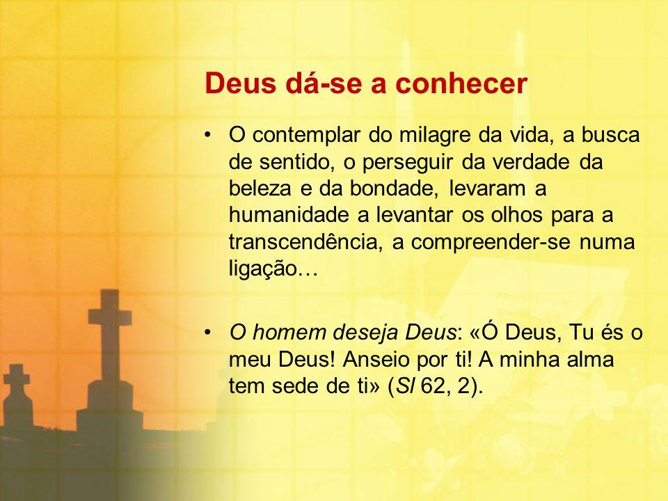 Catequese 2 «Abbá Pai, tudo te é possível…» (Mc 14, 36) Um só Deus Pai todo-poderoso O que nos diz Jesus do Pai.