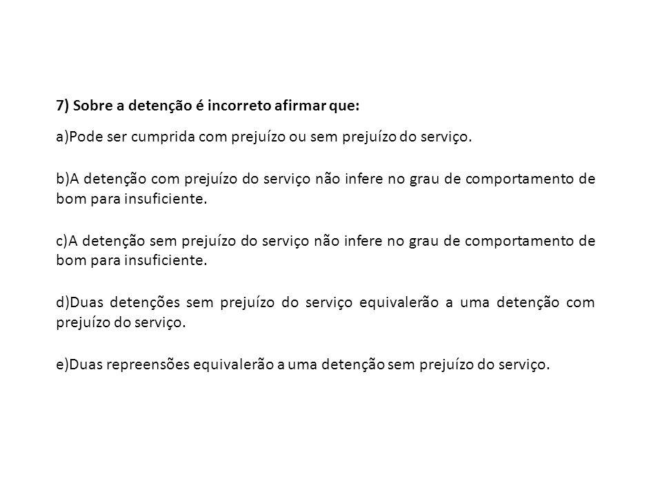18) São sanções disciplinares: a)Repreensão, suspensão, admoestação, advertência.