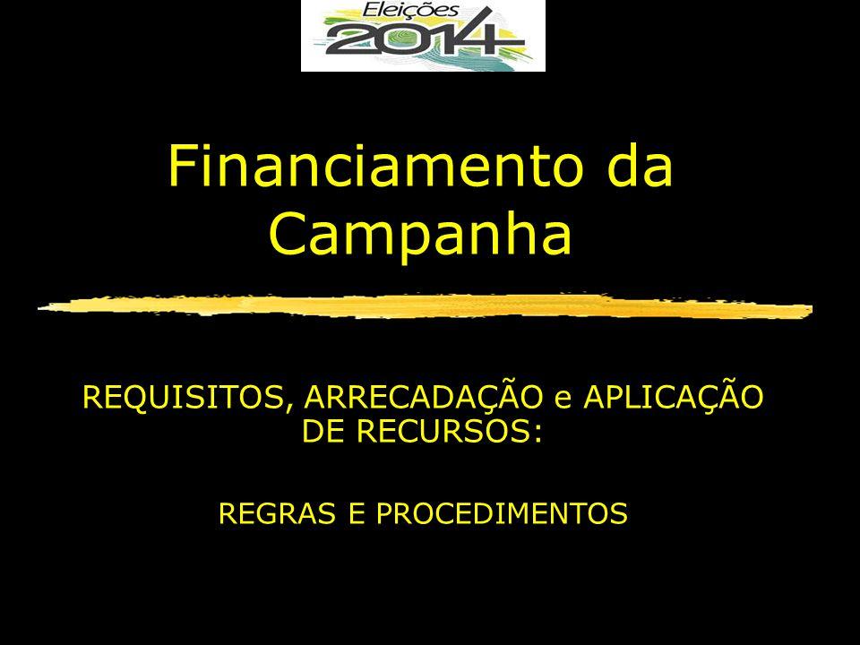  Pessoa física: 10% dos rendimentos brutos auferidos no ano anterior à eleição, conforme declaração à RFB, excetuando-se as doações estimáveis de bens móveis ou imóveis, até R$ 50.000,00, apurados conforme valor de mercado;  Pessoa Jurídica: 2% do faturamento bruto do ano anterior à eleição, conforme declaração à RFB;  Candidato: 50% do patrimônio informado à Receita Federal do Brasil na Declaração de Imposto de Renda da Pessoa Física referente ao exercício anterior ao pleito (art.