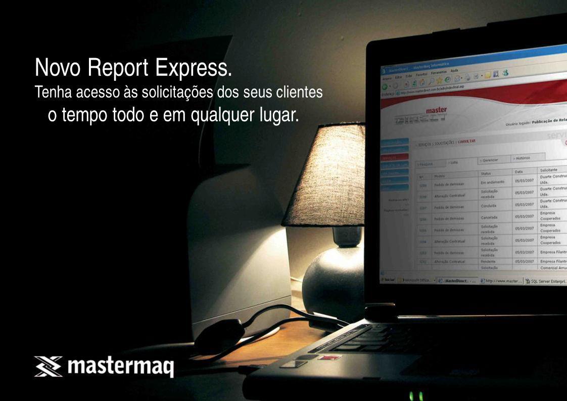 Novo Report Express.