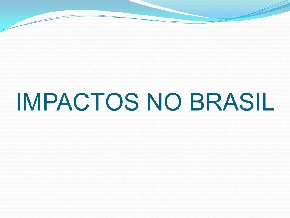 IMPACTOS NO BRASIL