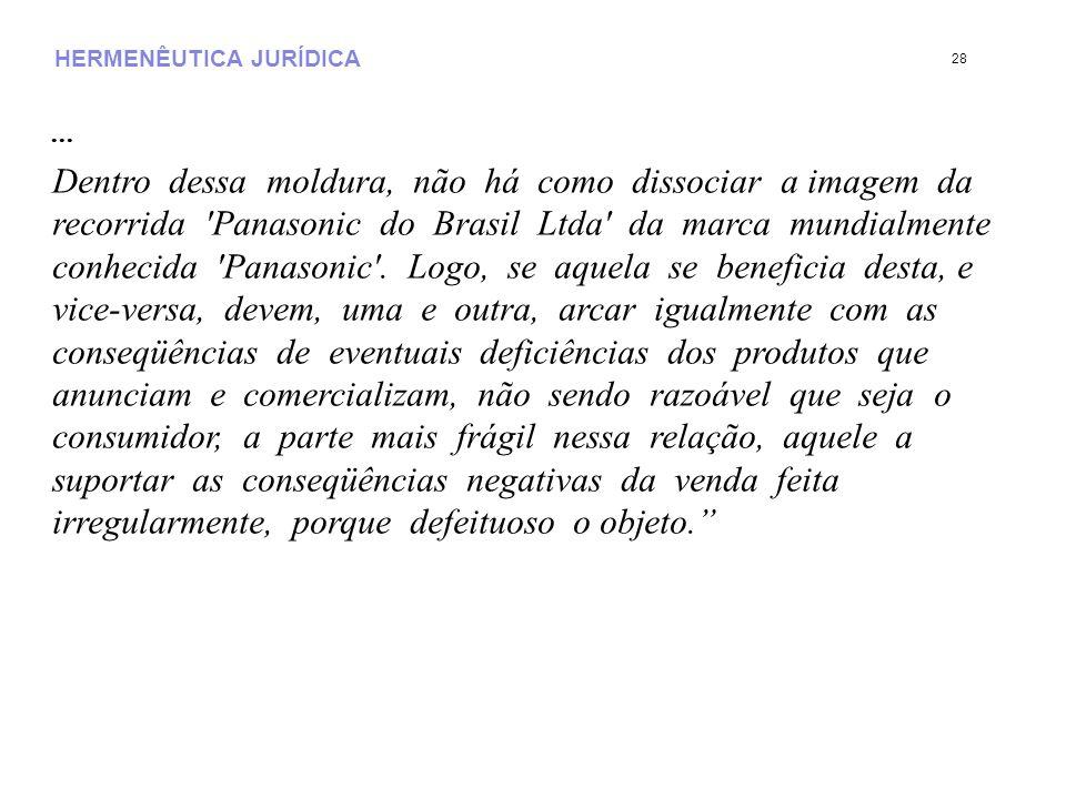 HERMENÊUTICA JURÍDICA...