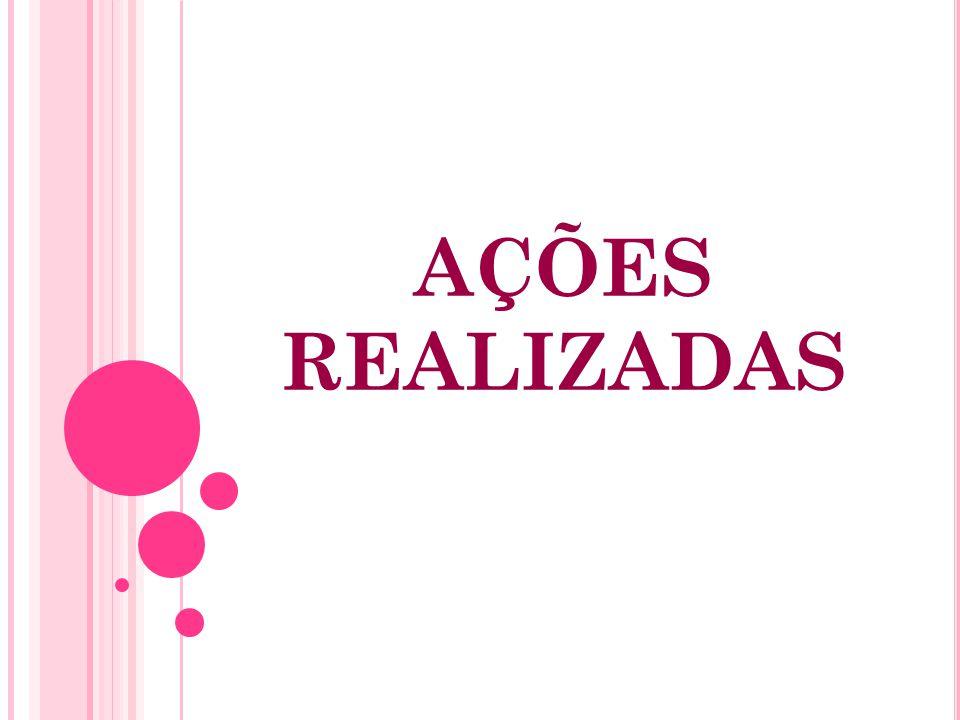 REALIZAÇÃO DE OFICINAS NOS CRAS