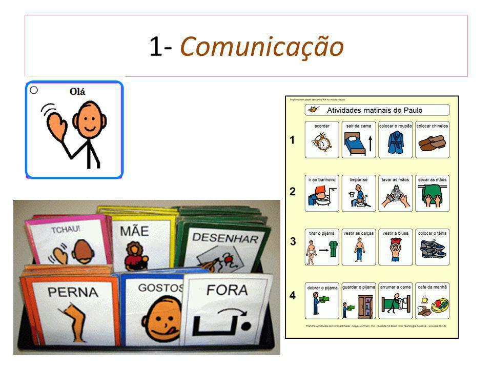 1- Comunicação