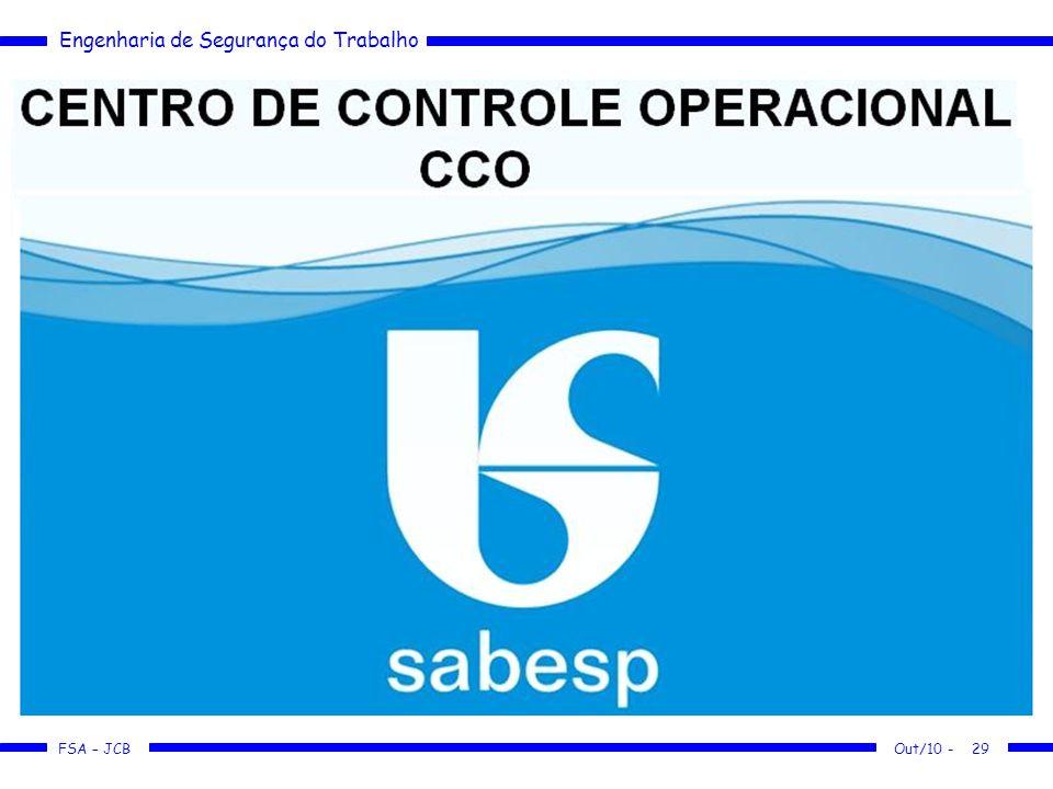 FSA – JCB Engenharia de Segurança do Trabalho Out/10 -29
