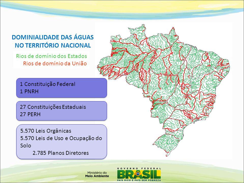 Política Nacional de Saneamento Básico A Lei nº.