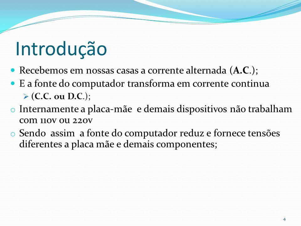 Fontes ATX 15