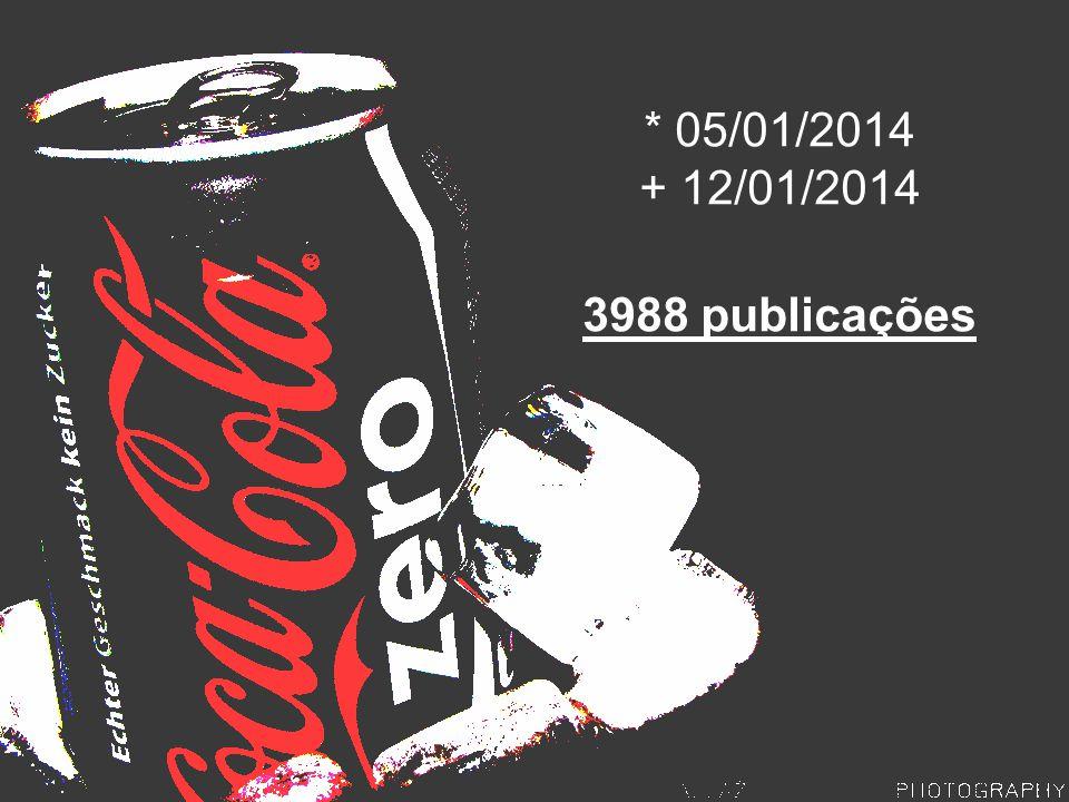 * 05/01/2014 + 12/01/2014 3988 publicações
