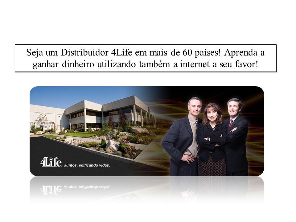 Seja um Distribuidor 4Life em mais de 60 países.