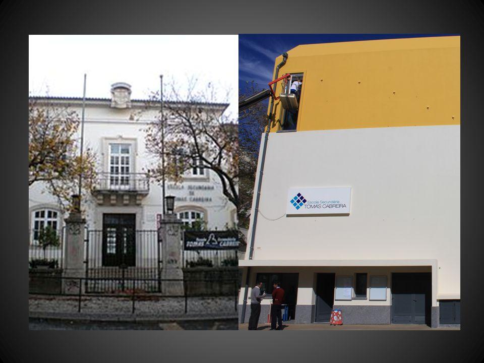 Localizada no centro da cidade de Faro, com 124 anos de história e uma recente renovação, a Escola de Tomás cabreira tornou-se numa área maior, melhor e com novos recursos e instalações.