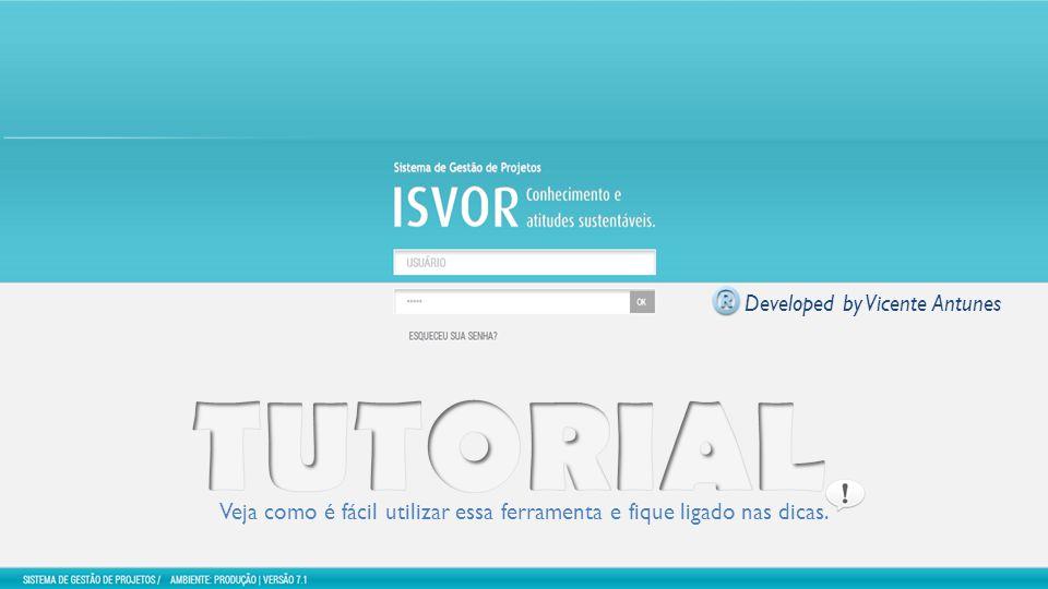 www.fornecedores.sisvor.com.br ACESSO Após ter recebido o e-mail de usuário e senha.