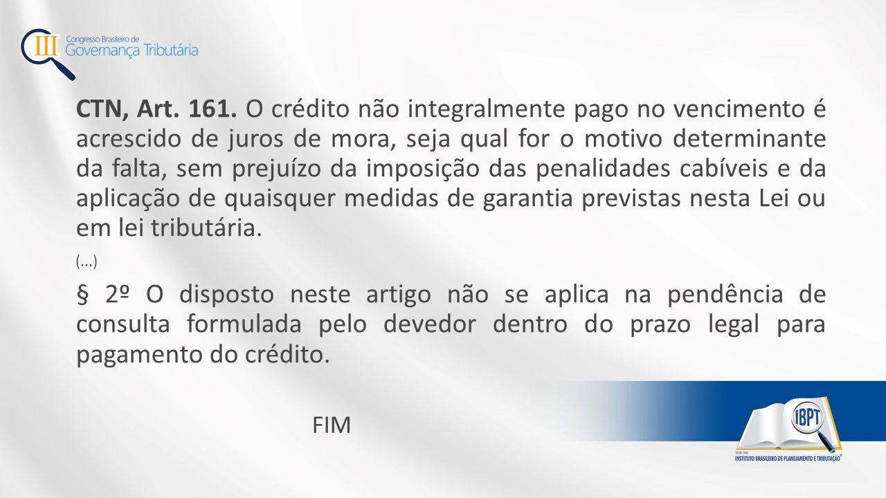 CTN, Art. 161.