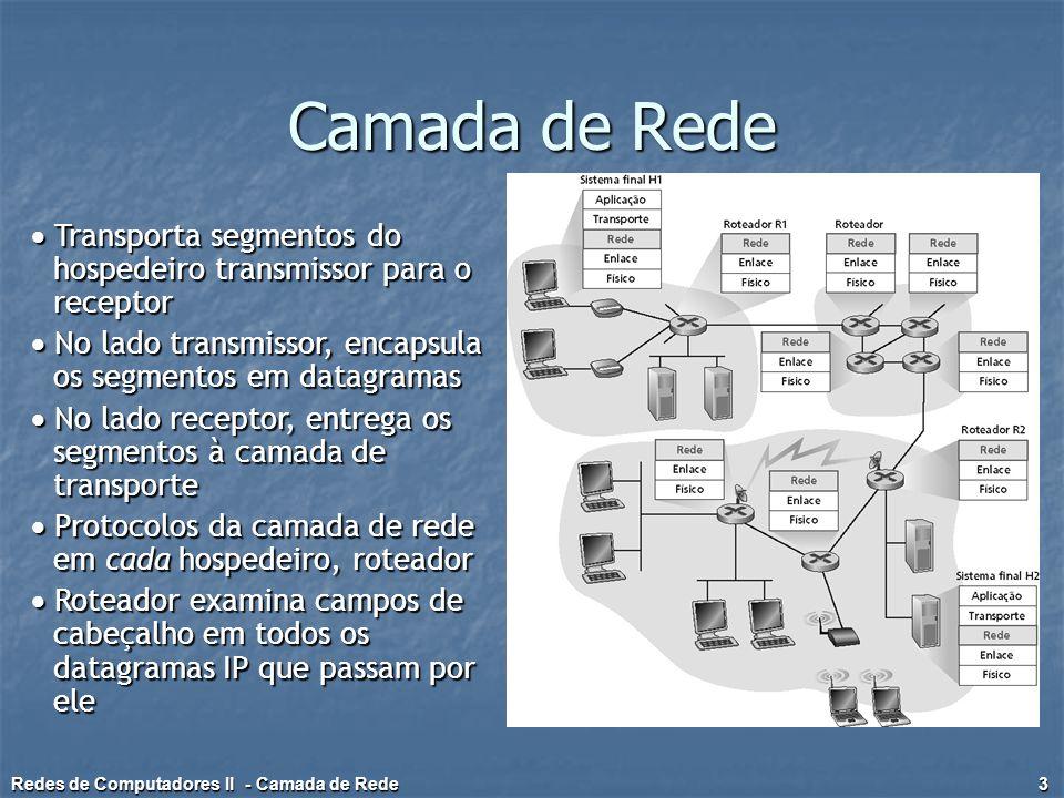 Roteamento A padronização da arquitetura TCP/IP possibilitou a interligação de redes das mais variadas tecnologias.