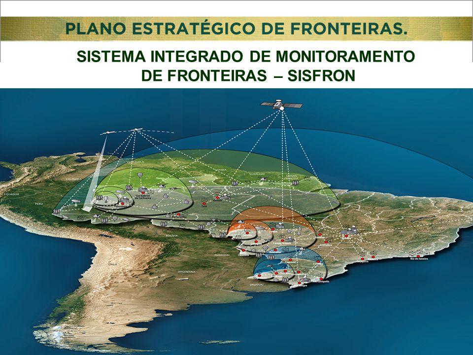 SISTEMA INTEGRADO DE MONITORAMENTO DE FRONTEIRAS – SISFRON