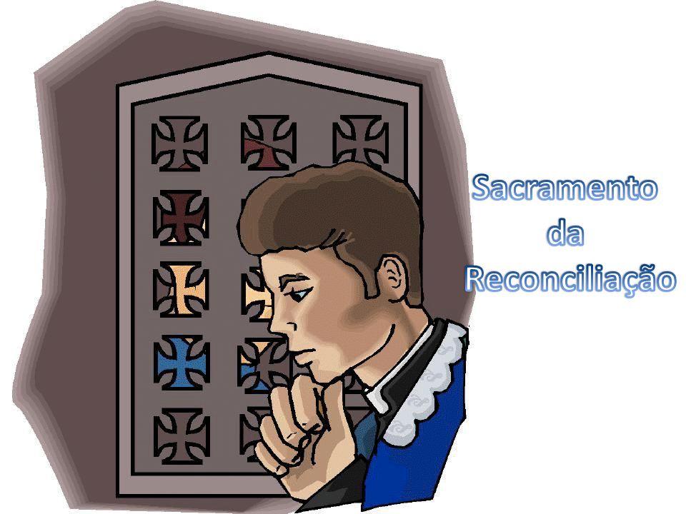 Texto – Catecismo da Igreja Homilia do Papa Bento XVI Catequese sobre o Sacramento da Confissão Padre Wagner Augusto Portugal Imagens – Google Música – Shema Israel – Kelly Patrícia Formatação - Graziela Visite-nos: www.tesouroescondido.comwww.tesouroescondido.com Blog: www.blog.tesouroescondido.comwww.blog.tesouroescondido.com Twiter: @tesouroescondid Facebook: Tesouro Escondido Para receber novas formatações, envie e-mail para: meditacaosextafeira@gmail.com