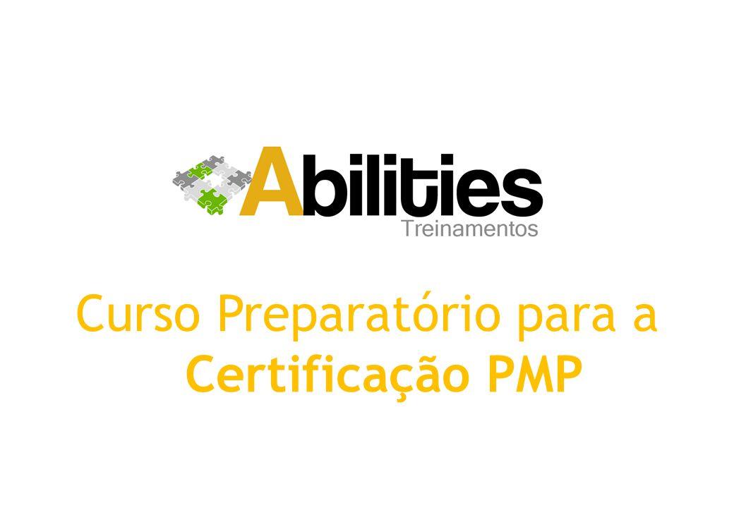 Curso Preparatório para a Certificação PMP