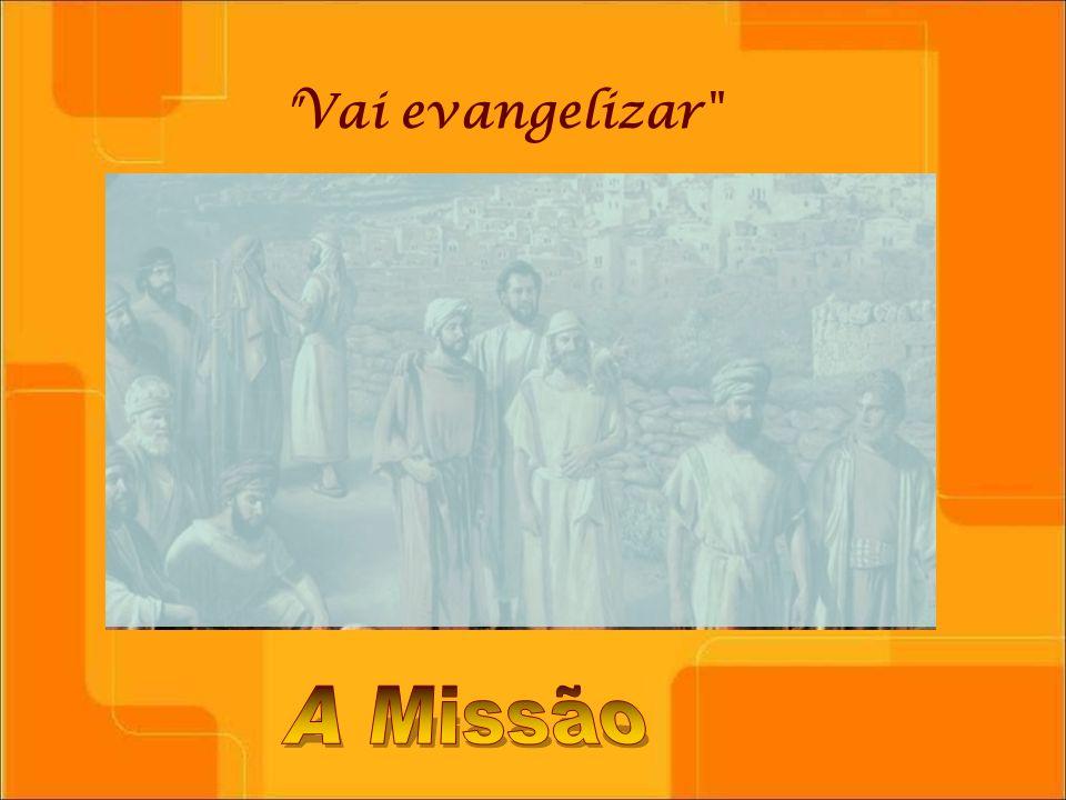 Vai evangelizar