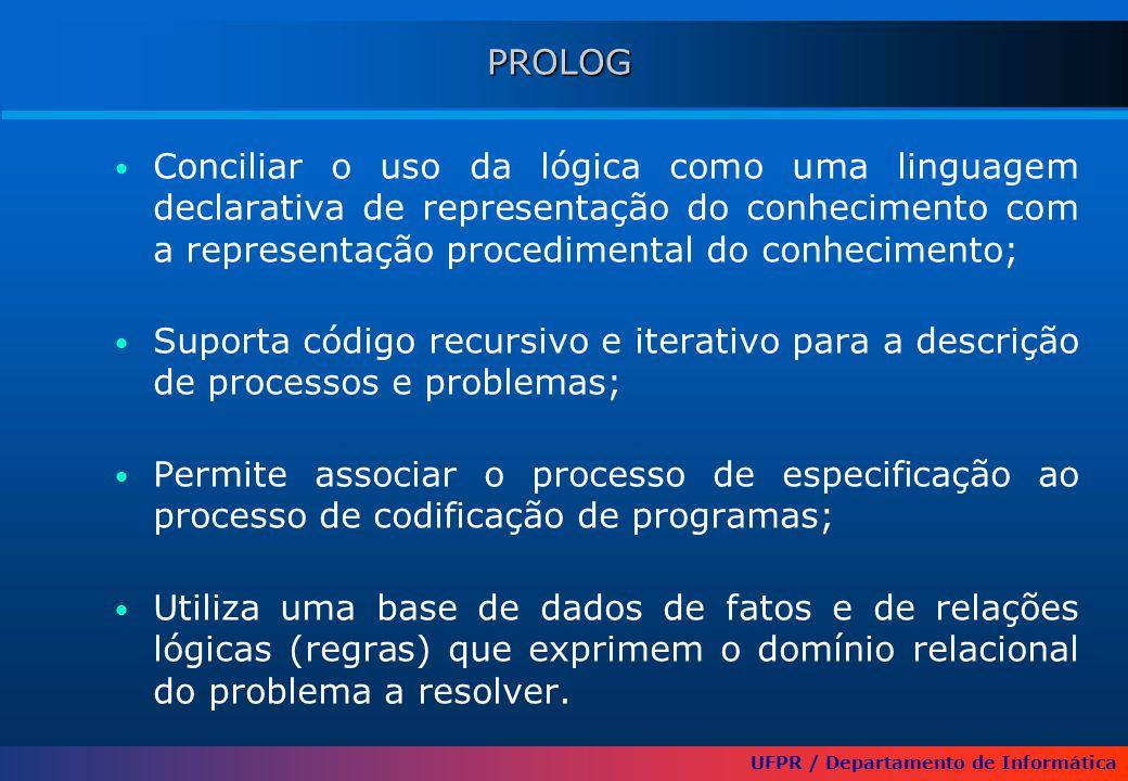 UFPR / Departamento de Informática Da Query para o Dataflow