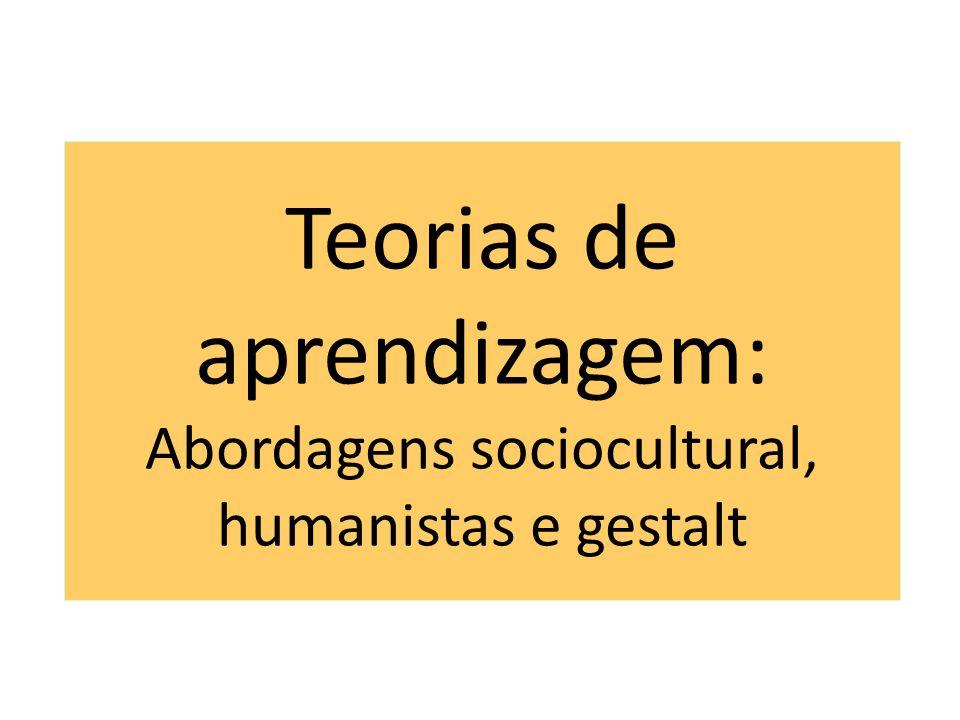 Abordagem humanista Carl Rogers 1902-1987