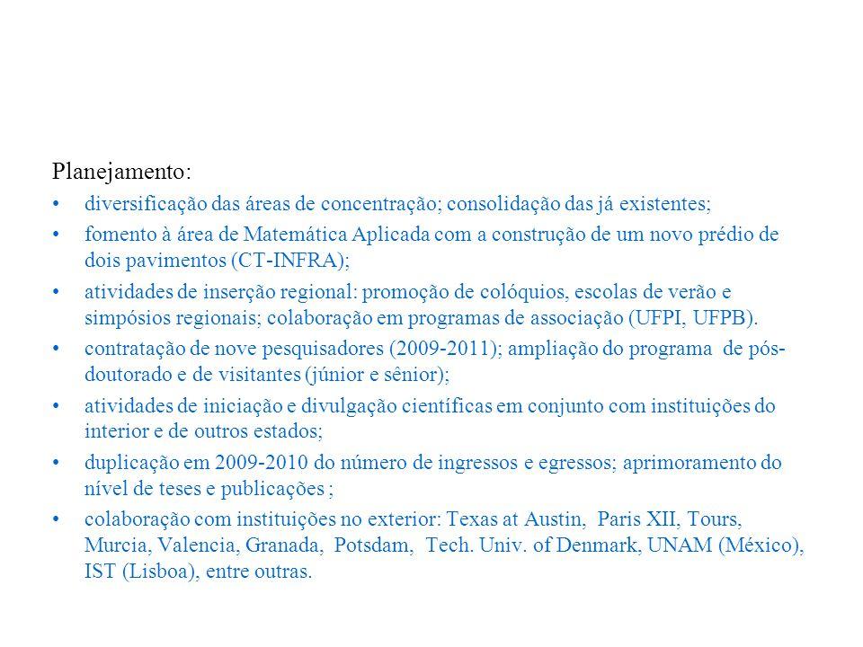Informações Complementares: publicações recentes Barros, A.; Sousa, A.