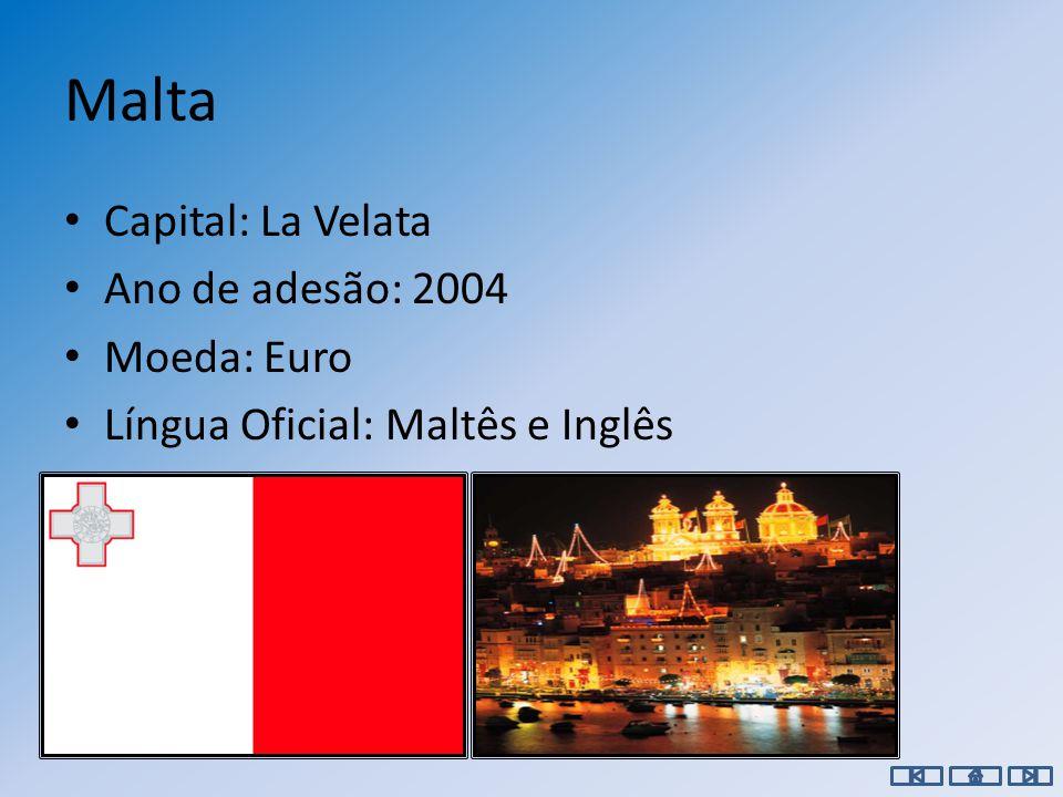 Luxemburgo Capital: Luxemburgo Ano de adesão: Membro fundador Moeda: Euro Língua Oficial: Francês e Alemão