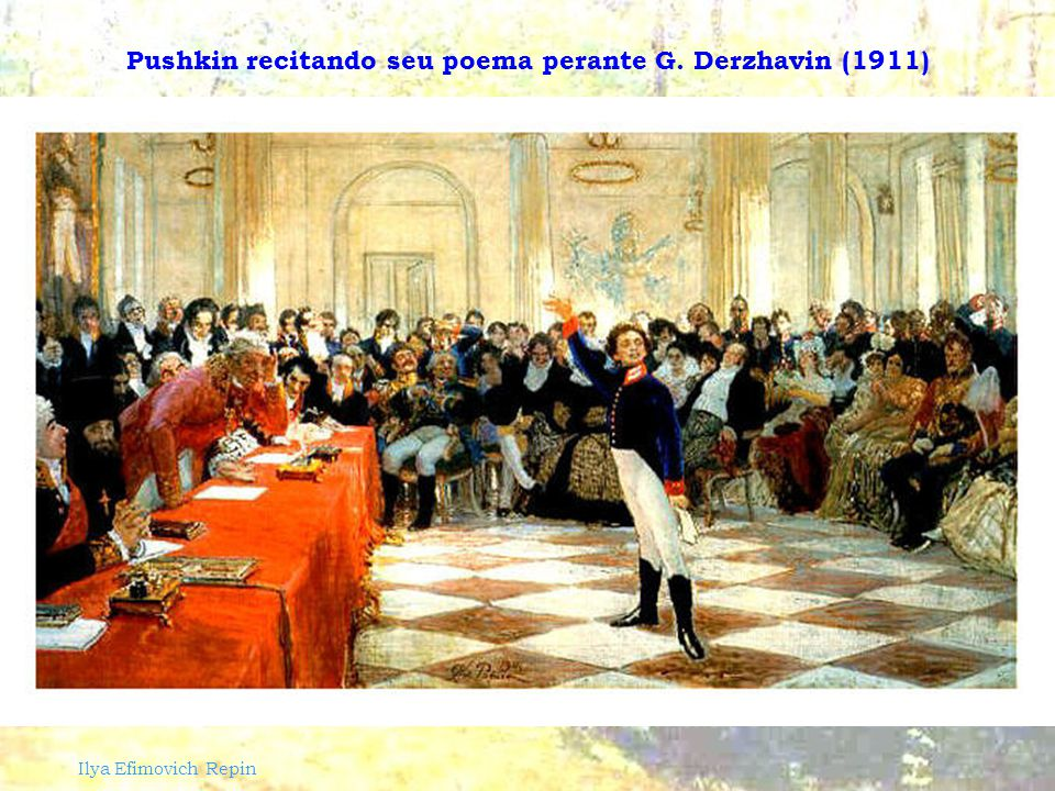 Ilya Efimovich Repin 17 de Outubro de 1905 (1906-1991)