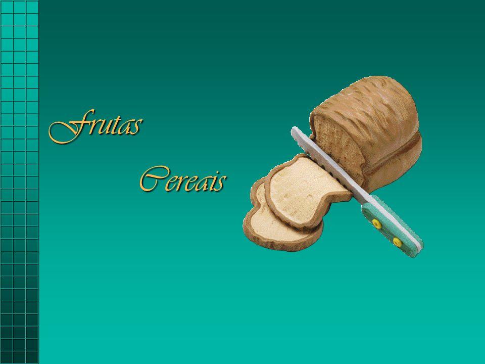 Frutas Cereais