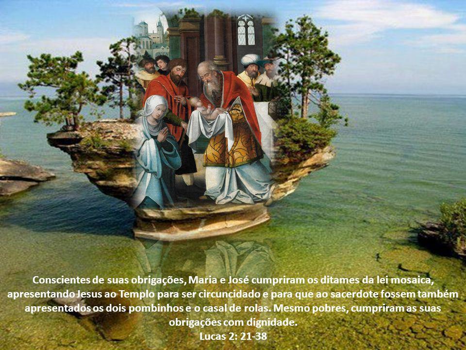 A mulher continuava por mais trinta e três dias em purificação, não podendo durante aquele período tocar em qualquer coisa dita santa (Lev.12:4). Cump